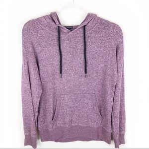 Harlowe & Graham - pullover hoodie sweater XS